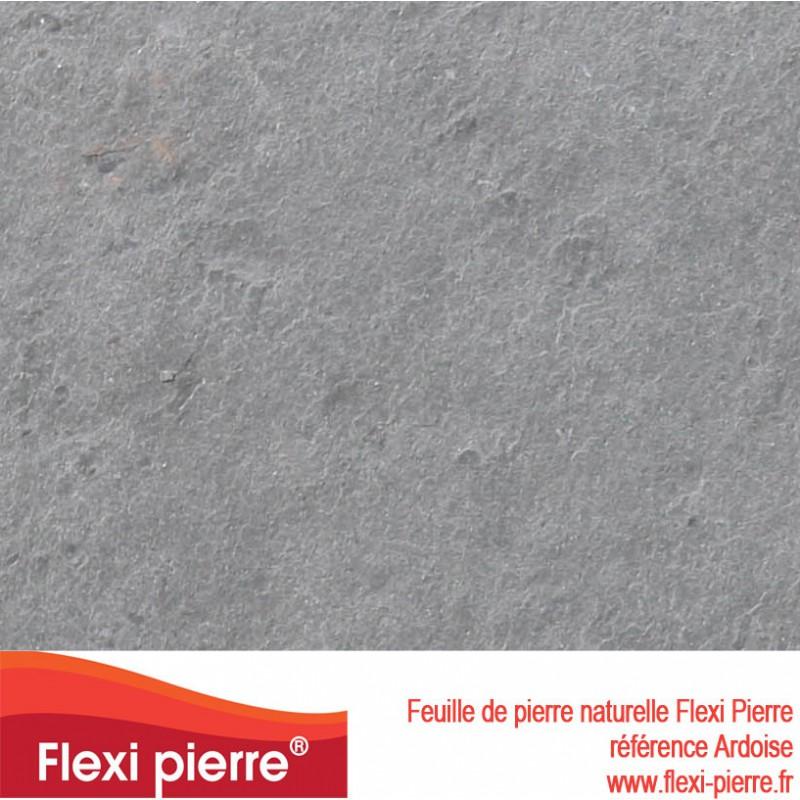 Flexi Pierre ardoise, feuille de pierre naturelle en ardoise